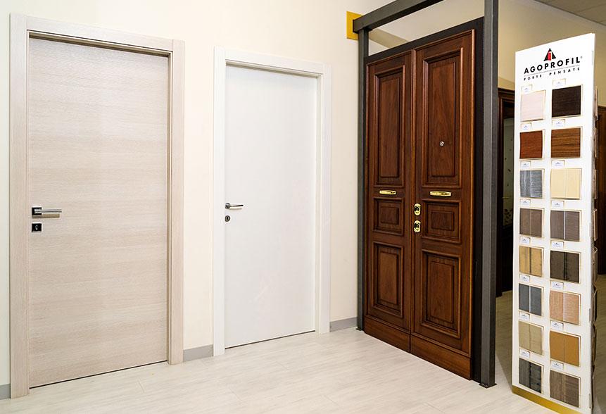 Podella Porte Negozio Showroom